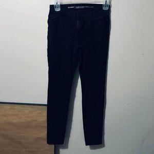 Old Navy Super Skinny Dark Blue Jeans